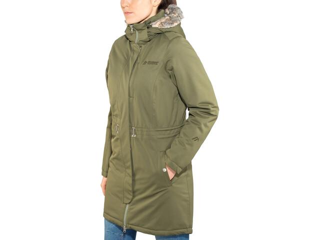 Maier Sports Kerstin mTex Coat Women winter moss